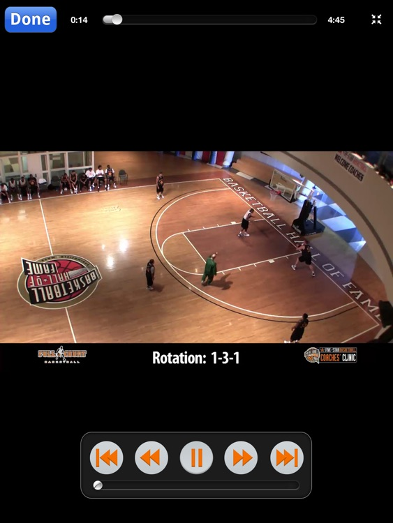 Scoring Against Zones - With Coach Mitch Buonaguro - Full Court Basketball Training Instruction - XL screenshot-4