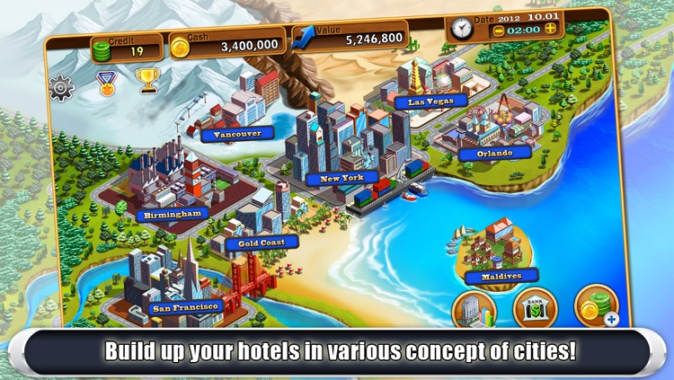 Hotel Tycoon 2 screenshot-2