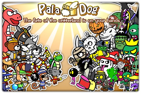 Paladog Free screenshot-0