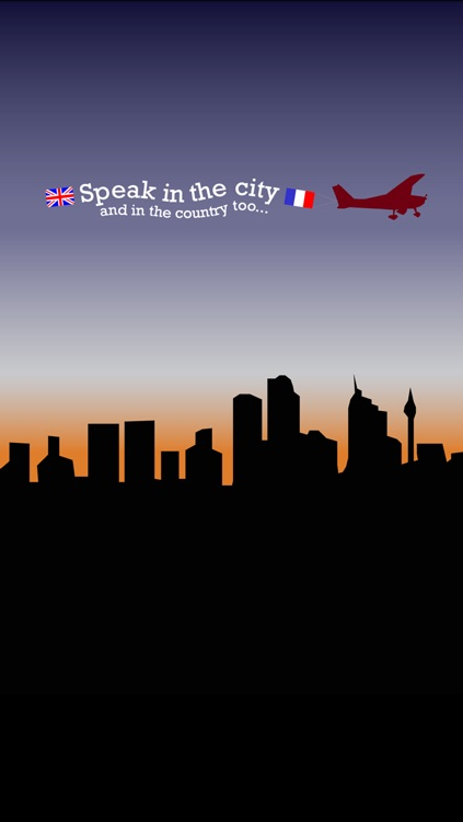 Speak in the city - French. Audio PhraseBook + Dictionary