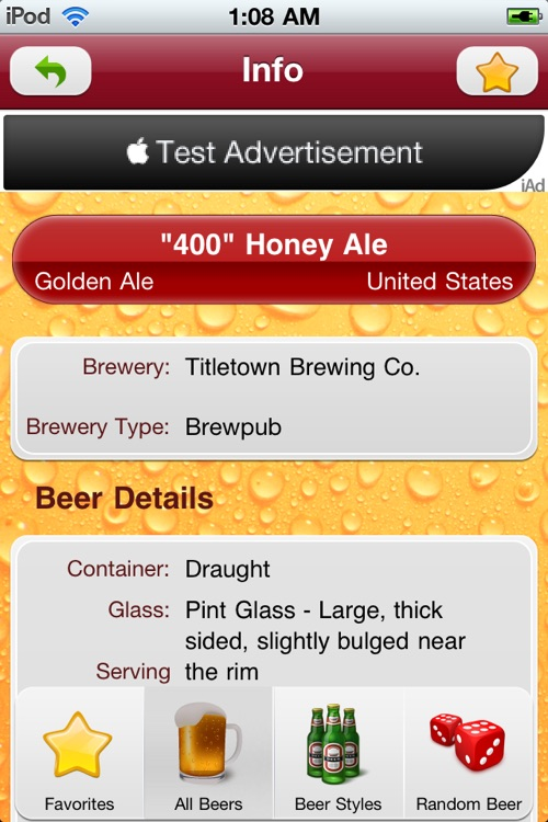 7,800+ Beer Brands Free screenshot-0