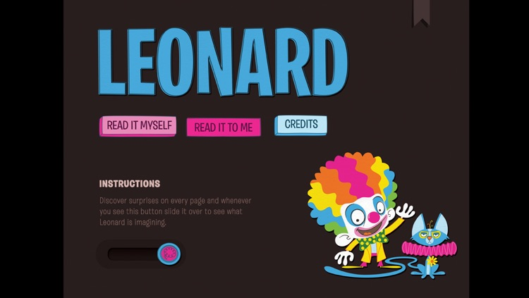 Leonard screenshot-0