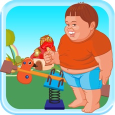 Activities of Chubby Kid See Saw Adventure - High Cookie Jumper Free