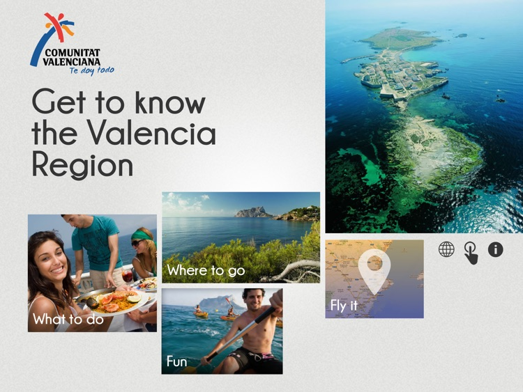 Get to know the Valencia Region