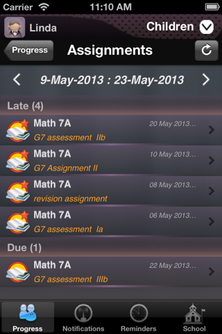 mParent CLG screenshot 3