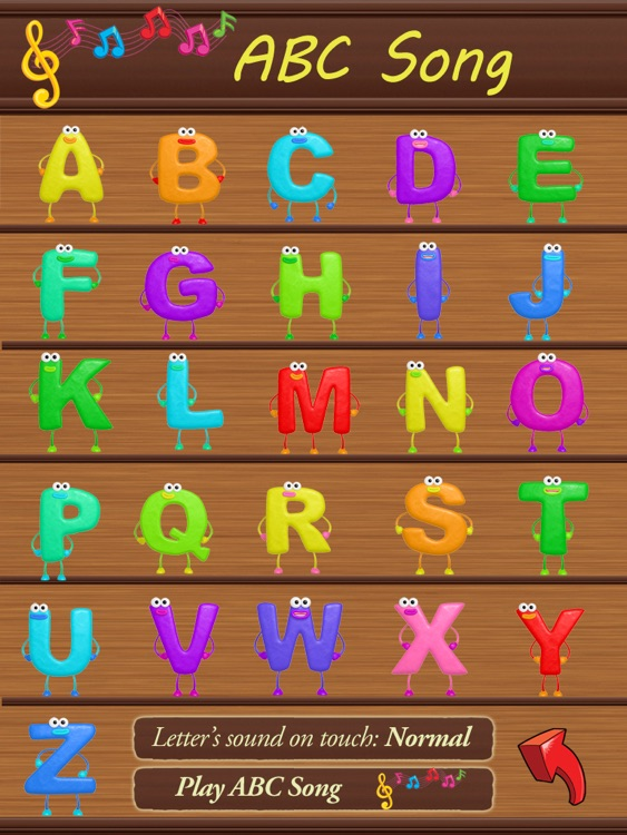 ABC Tracer with words and phonics - HD screenshot-4