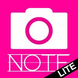 PhotoNote Lite (Photo + Note)
