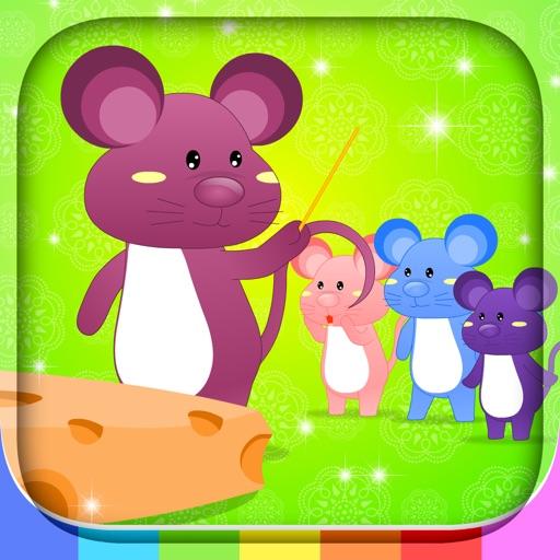 BB讲故事 : 老鼠开会 HD