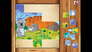 Amusing Kids Puzzles - cute scenes for kids, toddlers and families-3