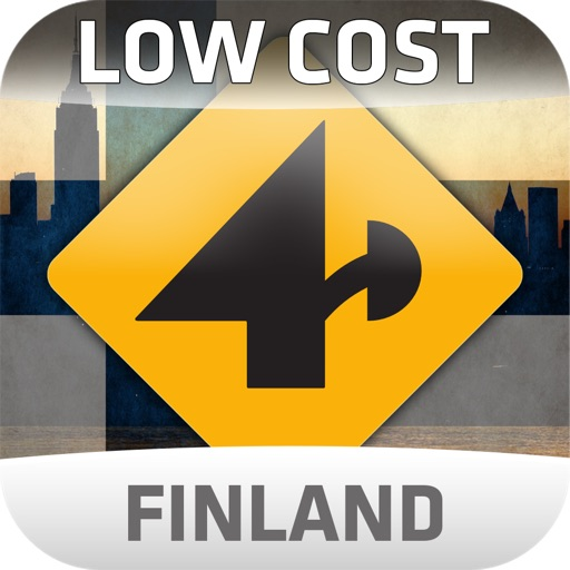 Nav4D Finland @ LOW COST icon