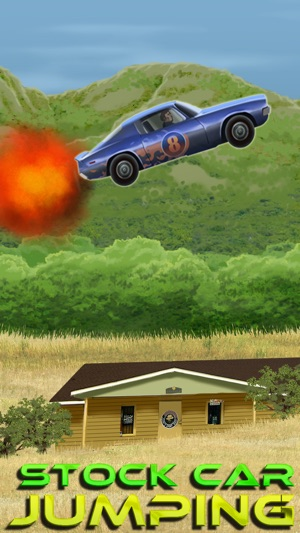 Ace Illegal Moonshine: Stock car speed racing game