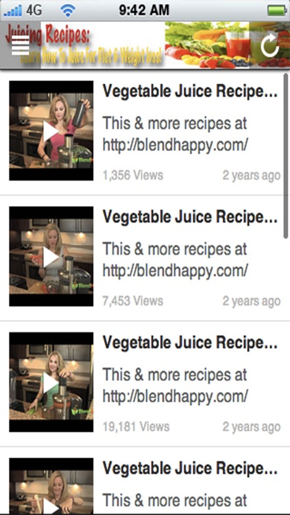 Juicing Recipes: Learn How To Juice For Diet & Weight Loss! screenshot-3