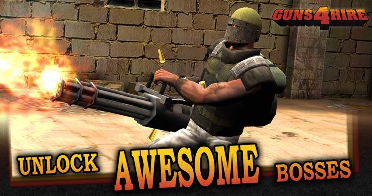 Guns 4 Hire screenshot-3