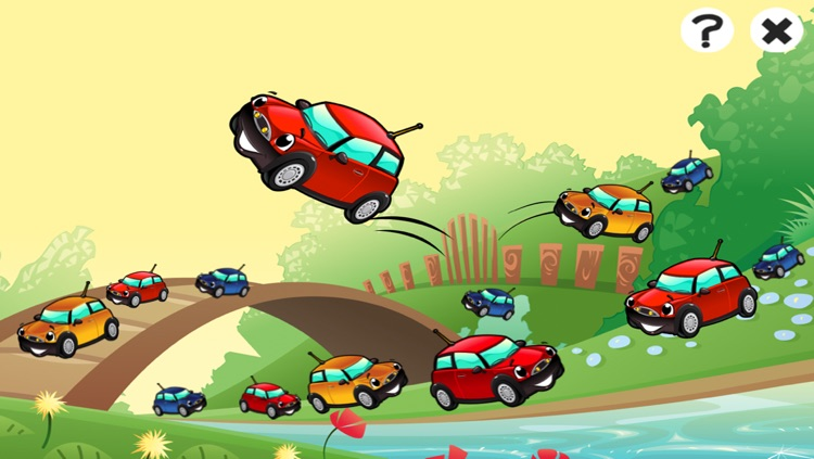 A Game of Cars and Vehicles for Children Age 2-5: Learn for Pre-school & Kindergarten screenshot-3