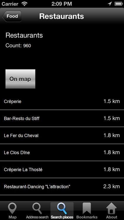 Offline Map Brittany, France: City Navigator Maps screenshot-4