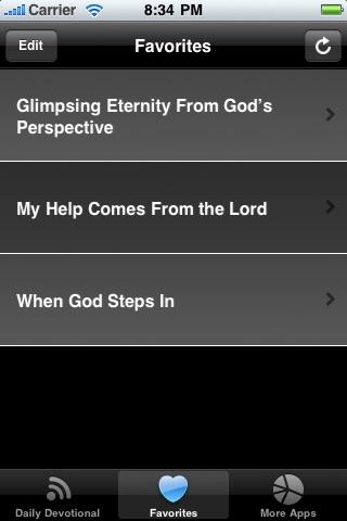 Daily Devotions for Women - Walking with God using Bible Devotions screenshot-3