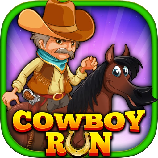 Cowboy Run Game icon