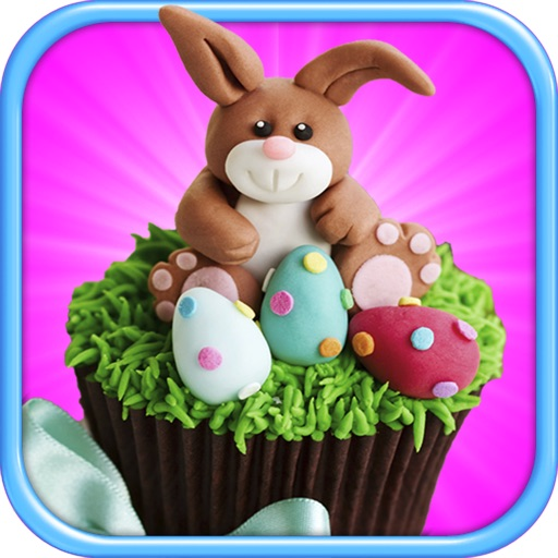 Cupcakes Easter FREE!