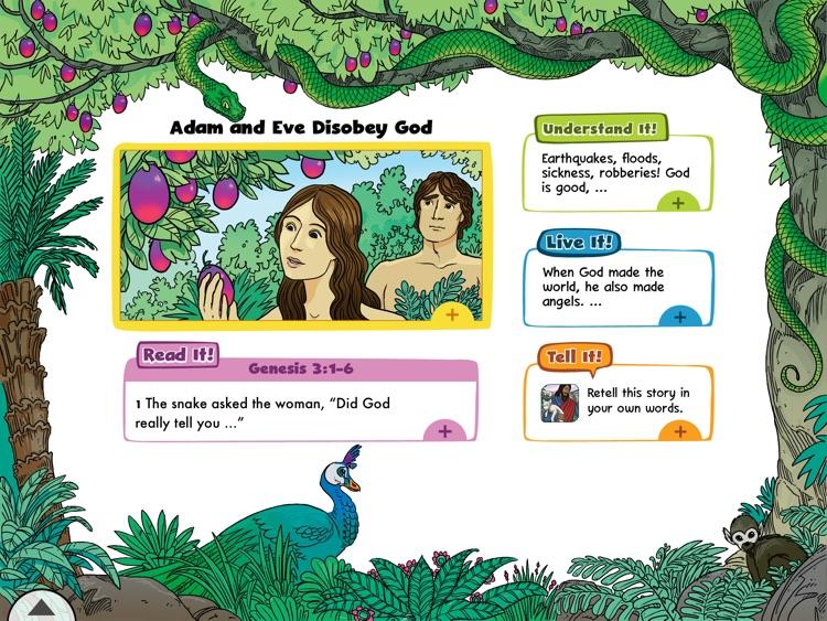 The Catholic Children's Bible