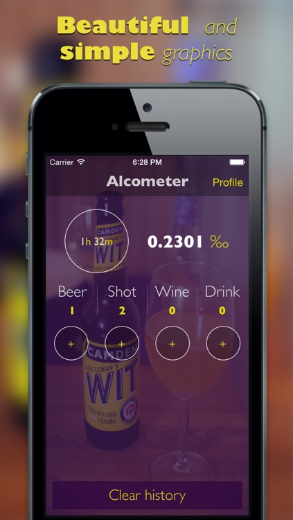 Alcotester Breathalyzer
