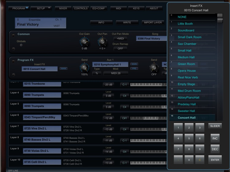PC3 Sound Editor screenshot-3