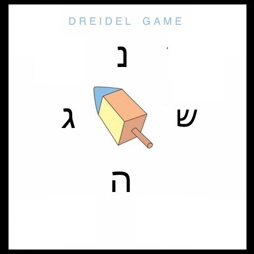 iDreidle for Chanukah icon