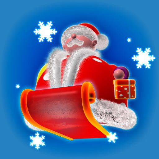 Santa Clause Jump icon