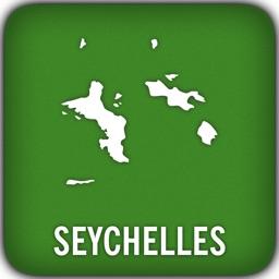 Seychelles GPS Map