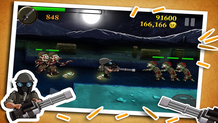 Zombie Toxic Pro - Top Best Free War Game screenshot-3