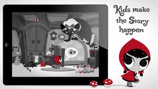 download Lil' Red - An Interactive Story apps 1