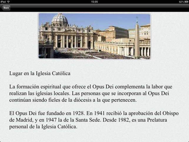 Opus Dei News on the App Store