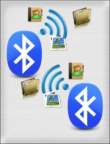 Bluetooth Share HD Lite Скриншоты5