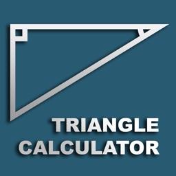 Triangle Calculator for Right Angle Triangles (Trigonometry for iPad)