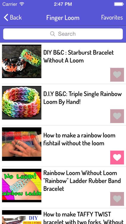 Rainbow Loom - Ultimate Video Guide for Bracelets, Charms, Animals, and many more