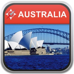 Offline Map Australia: City Navigator Maps