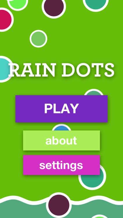 Rain Dots screenshot-0
