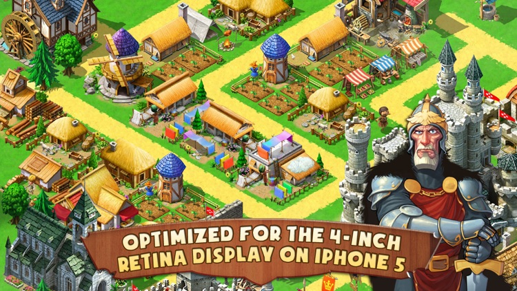 Kingdoms & Lords - Prepare for Strategy and Battle! screenshot-4