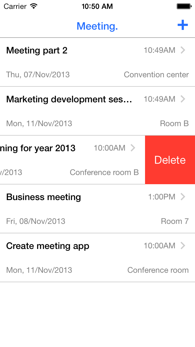 Meeting minutes maker - Create and share minutes, agendas,