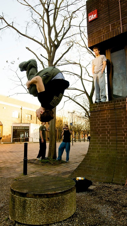 Le Parkour  - The Art Of Movement screenshot-4