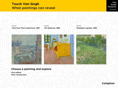 Screenshot #4 pour Touch Van Gogh