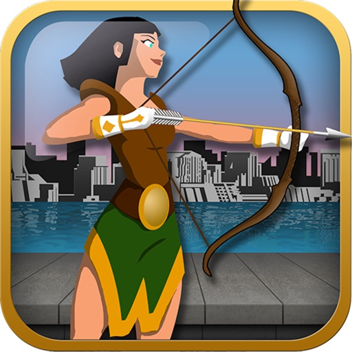 Bow and Arrow : Fire Games Version icon