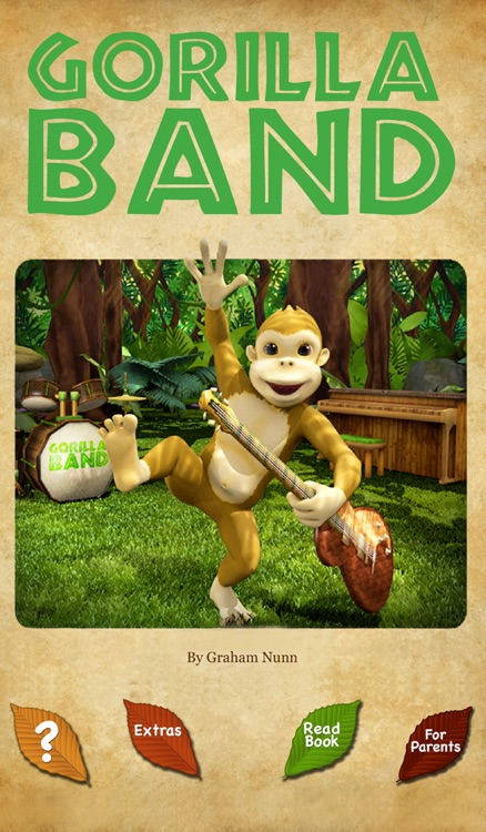 Gorilla Band screenshot-1