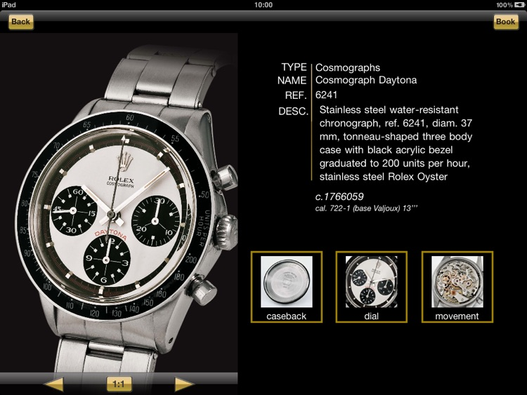 Vintage Rolex HD screenshot-3