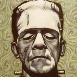 Frankenstein, 1818 (EN)