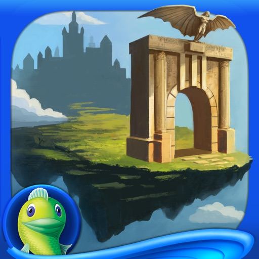 Surface: The Soaring City HD - A Hidden Objects Adventure