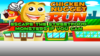 Chicken Nugget Run Escape the Streetfood Monsters if You
