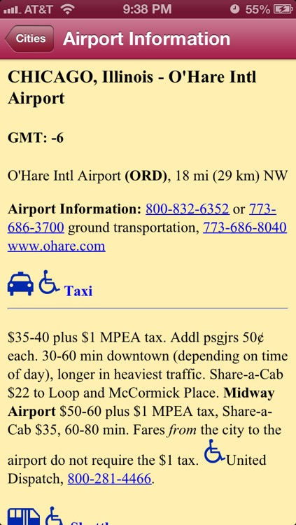 AIRPORT TRANSIT GUIDE by Salk International screenshot-3