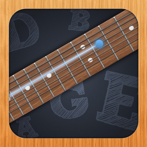 Guitar Teacher - Fretboard notes memorization system easy to play