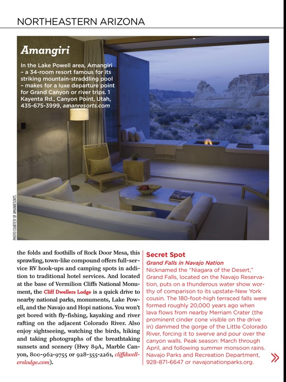 Phoenix Magazine 2014 Arizona Travel Guide screenshot-4