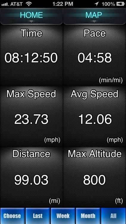 Walk Tracker by 30 South